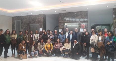 Diputación forma a 35 mujeres como camarera de restaurante y café-bar
