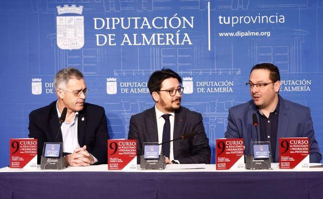 Almería será epicentro artístico con el IX Curso de Realismo del Museo Ibáñez