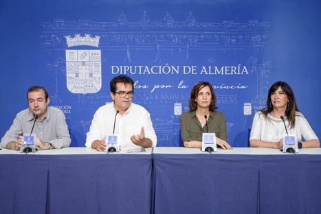Montxo Armendáriz y Puy Oria guiarán el Curso de Verano impulsado por Diputación y la UAL