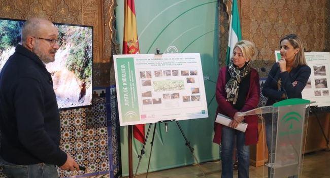 Fomento actúa en 4 carreteras de Almería afectadas por la DANA con 3,5 millones de euros
