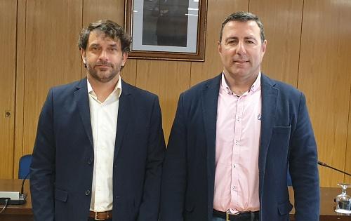 Daniel Zalalla, nuevo concejal de Ciudadanos Roquetas de Mar