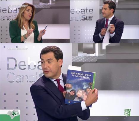 Una información de Noticias de Almería marca el debate de candidatos