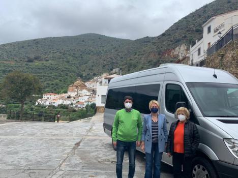 La Junta pone en marcha en Almería todas las rutas del programa Andalucía rural conectada