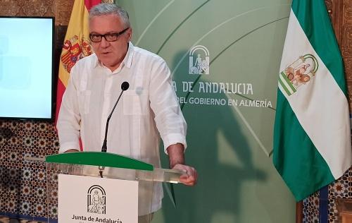 Empleo resuelve el 100% de los proyectos del Plan AIRE en Almería