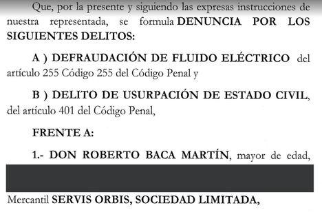 Admitida una denuncia contra el diputado provincial de Ciudadanos en Almería