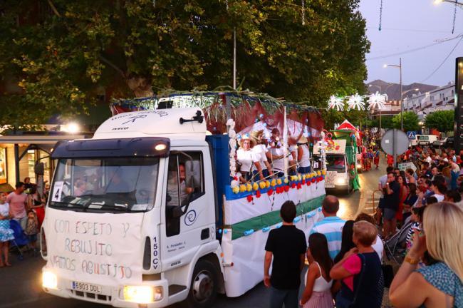 "El alcalde de Berja valora la Feria 2019 como ""inolvidable"""