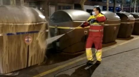 CSIF censura que el PSOE señale a los trabajadores por el retraso en la recogida de residuos #COVID19