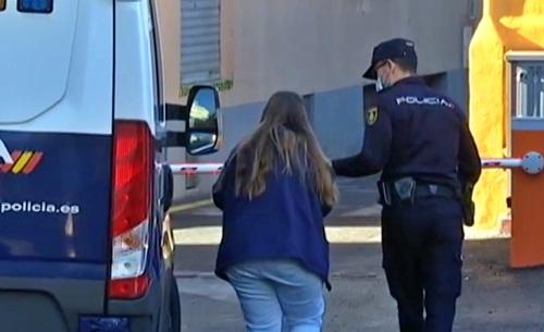 Prisión permanente para la madre que mató a su hijo en Huércal