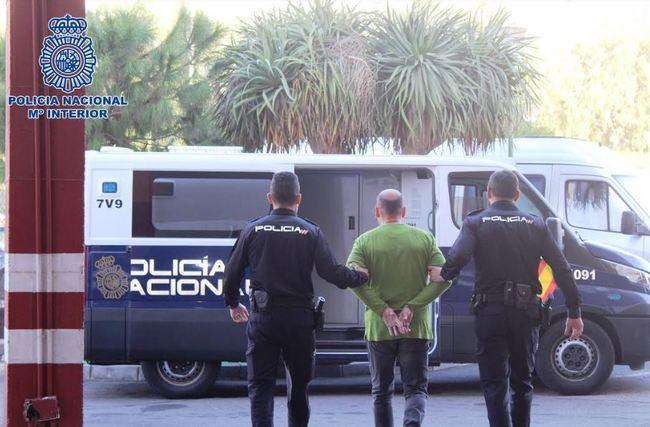 Detenida la pareja de la mujer encontrada muerta el pasado 15 de julio en su casa de Almería