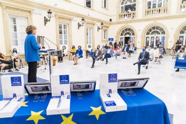 Diputación renueva su colaboración con la Comisión Europea para la oficina Europe Direct