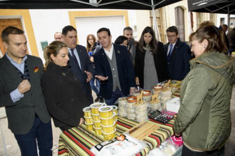 El 'Día del Aceite' convierte a Canjáyar en el epicentro de la agroalimentación de Almería