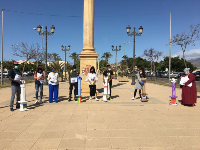 'Actívate Por Vícar' mostró los valores del Viejo Continente en el Día De Europa