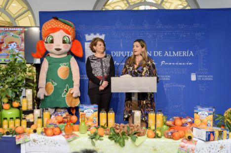 La industria cítrica del Bajo Andarax protagoniza el 'VII Día de la Naranja'