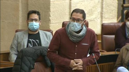 Solo dos familias de entre los 230 afectados por el incendio en Atochares aceptó su realojo