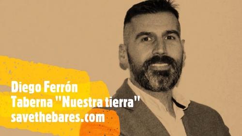 """Diego Ferrón: """"La falta de celeridad en los créditos ICO es asfixiante"""""""