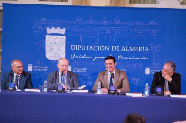 Diputación publica la colección 'Historia de Almería'