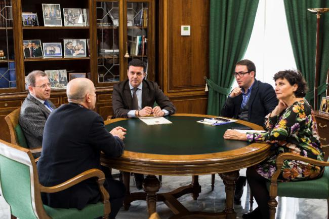 Diputación y Cámara se unen para crear empleo joven en 2020