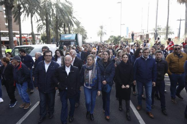 PP, Diputación y Junta apoyan la movilización de los agricultores