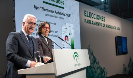 Casi medio millón almerienses elegirán en 803 mesas electorales a sus12 parlamentarios