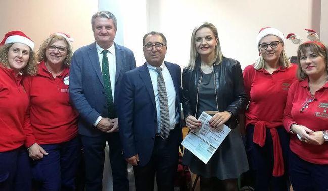 La delegada del Gobierno anima a los almerienses a donar sangre y plasma