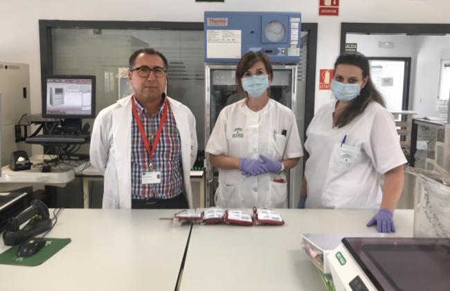 Las donaciones de sangre aumentaron en Almería durante el confinamiento