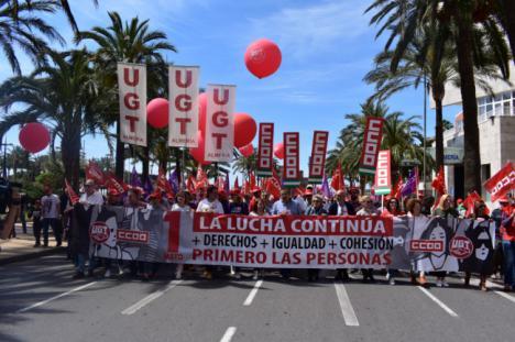 Clamor contra la reforma laboral del PP que no cambió el PSOE