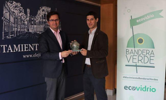 El Ejido supera el reto de Ecovidrio y aumenta el reciclaje un 50%