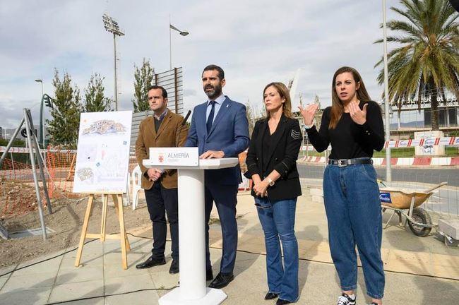 Primera piedra del edificio del Tercer Sector 'referente en favor de la inclusión'