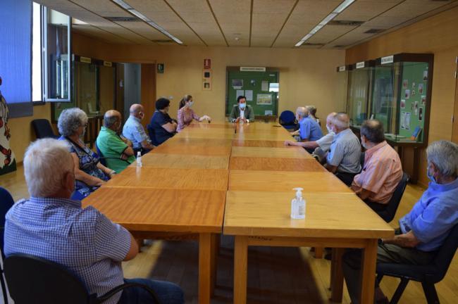 Preparan la vuelta a la normalidad de los clubes de mayores en El Ejido