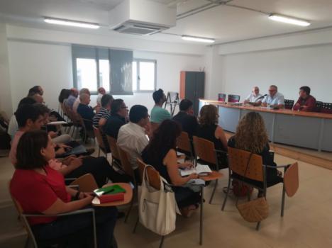 Junta reactiva con 1,36 millones en Almería la FP para empleo
