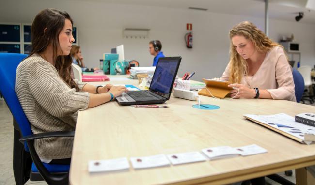 'Open Future' acelera a los emprededores de Almería