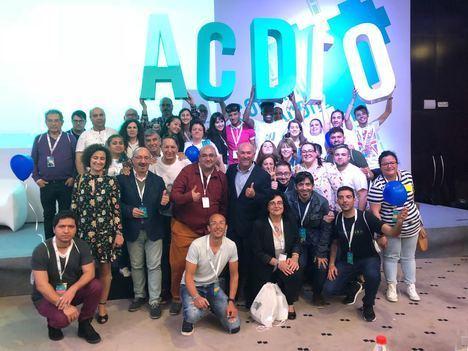 Más de treinta almerienses en el VII Encuentro Andalucía Compromiso Digital