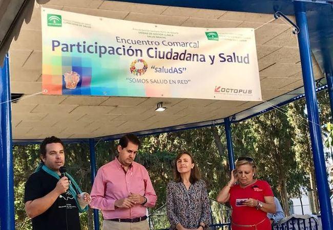 VI Encuentro de Participación Ciudadana en Huércal Overa