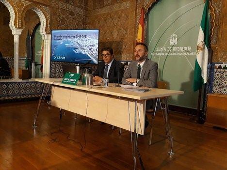 Endesa anuncia un plan de inversión de casi 75 millones para mejorar la calidad de suministro
