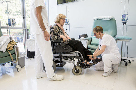 Un millar de almerienses sufre Esclerosis Múltiple