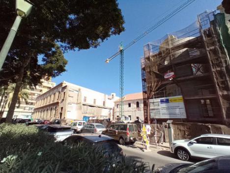 El Ayuntamiento adjudica la redacción del proyecto de urbanización del entorno del Hospital Provincial