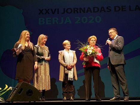 El Ayuntamiento de Berja otorga el 'Distintivo de Igualdad' a Gádor Sánchez González