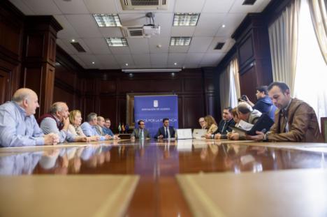 Diputación invierte 124.000 en proyectos culturales y patrimoniales de cinco municipios