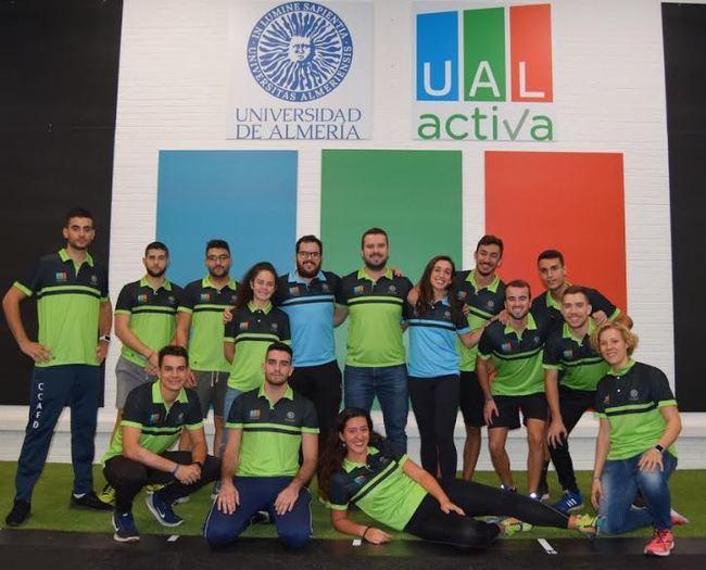UAL Deportes se alía más que nunca con la formación del CCAFD