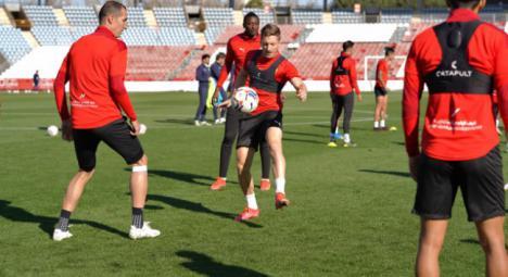 El Almería recupera el partido de Leganés para ponerse al día en la Liga
