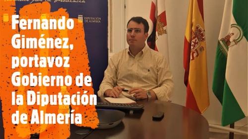 Giménez: 'Es el momento de redescubrir Almería por los almerienses'