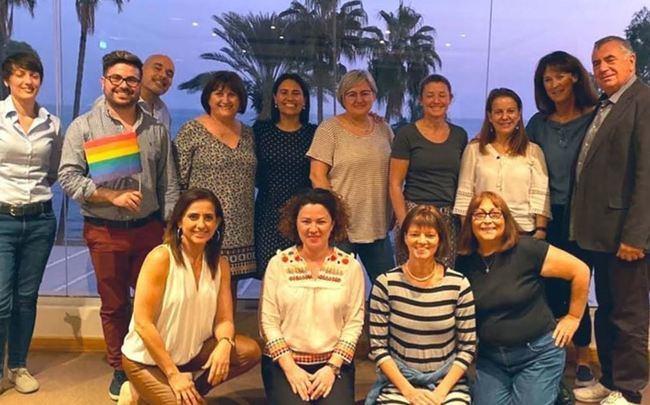 La UAL participa en un proyecto de mejora sociosanitaria al colectivo LGBT+