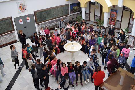 1.100 escolares vicarios en El Programa 'Conoce Tu Pueblo'