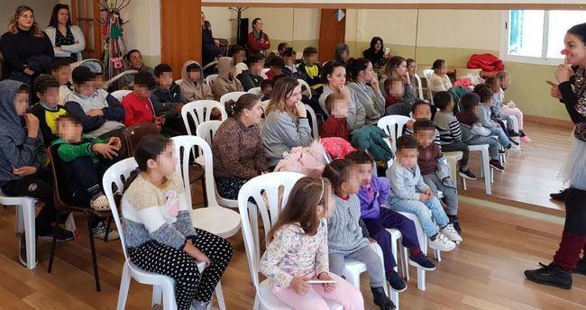 El Ayuntamiento de Níjar lleva a El Barranquete la Igualdad a través de Relatos Infantiles