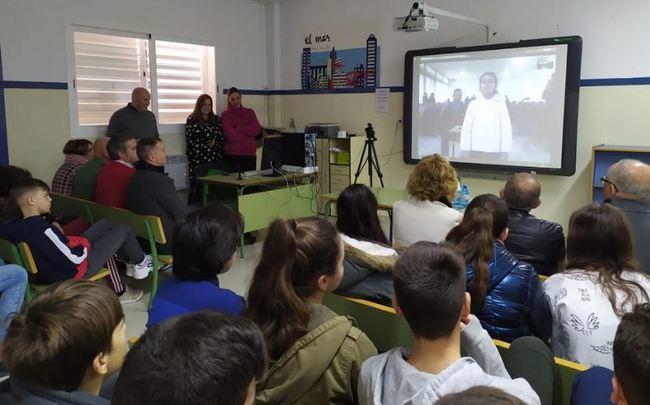 Los Objetivos del Desarrollo Sostenible unen a centros educativos de Viator y el Líbano