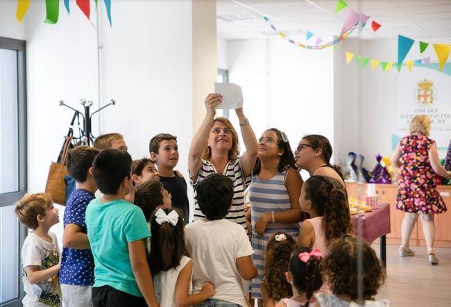 El Ayuntamiento abre la Escuela de Navidad de los Centros de la Mujer