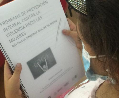 La Escuela De Verano de Vícar enseña A Prevenir La Violencia De Género