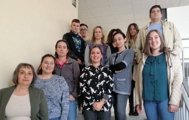 La Escuela del Mármol de Fines inicia su primer curso con Formación Profesional para el Empleo