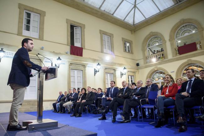Carlos Sánchez reivindcia la 'esencia cofrade' de Almería