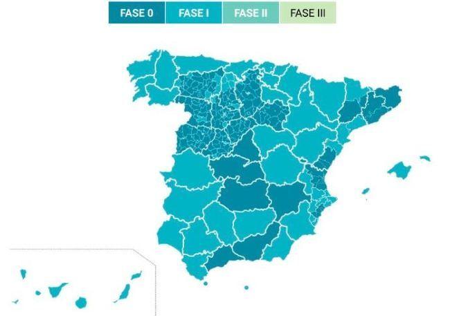 Satisfacción y prudencia ante el paso de Almería a fase 1 de #COVID19